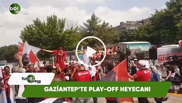 Gazinatep'te Play-Off heyecanı