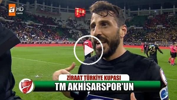 """Caner Osmanpaşa: """"Haksızlık yapıldı, kendimizi deplasmanda hissettik"""""""