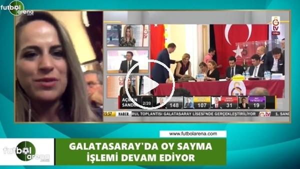 FutbolArena, Galatasaray'ın başkanlık seçimlerinde!