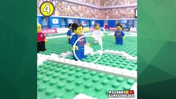 Barcelona - Real Madrid maçını birde böyle izleyin!