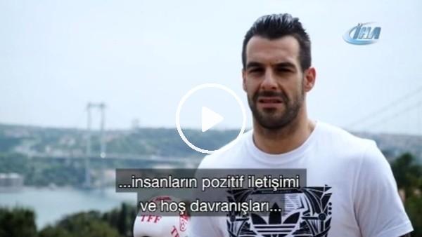 Negredo'dan Türkiye'nin EURO 2024 adaylığına destek
