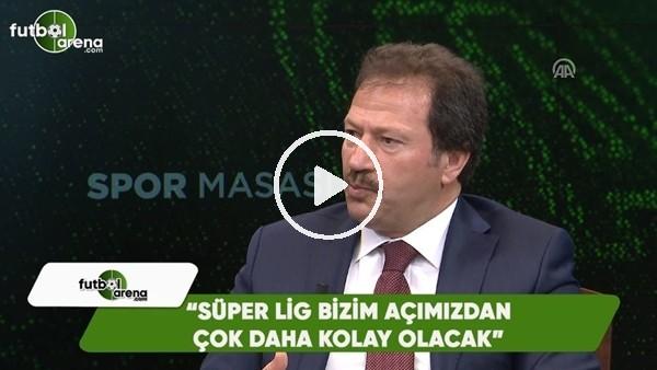 """Mehmet Yiğiner: """"Süper Lig bizim açımızdan çok daha kolay olacak"""""""