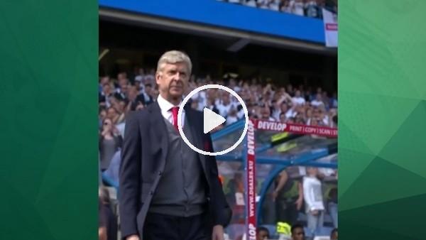 Arsene Wenger veda etti