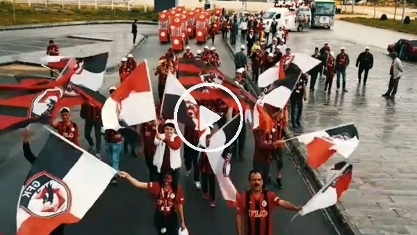 'Gazişehir Gaziantep Kulübü taraftarlarını davet etti