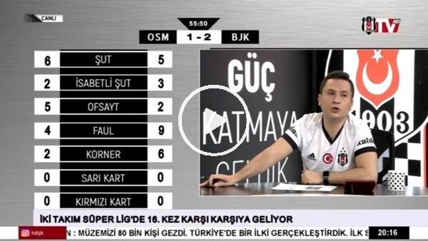 Serdar Gürler'in 2. golünde BJK TV!