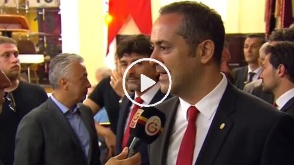 """Ozan Korkut: """"Galatasaray'da seçimler bayram havasında geçer"""""""