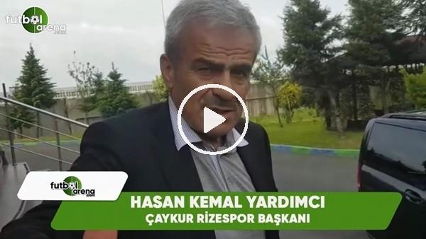 """Hasan Kemal Yardımcı: """"Tribünleri doldursunlar canımı alsınlar, şampiyon oluruz"""""""