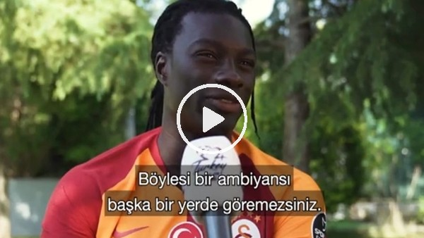 Gomis'ten EURO 2024 adaylığına destek!