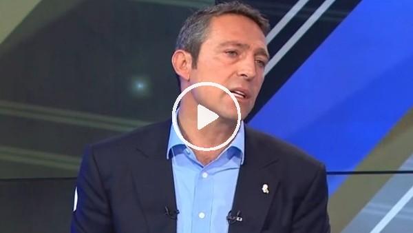 """Ali Koç: """"Mustafa Cengiz'i arayıp tebrik ettim"""""""