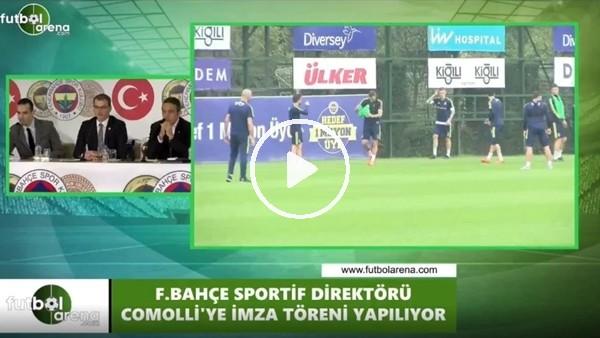 """Damien Comolli: """"Fenerbahçe'nin büyüklüğüne hayran kaldım"""""""