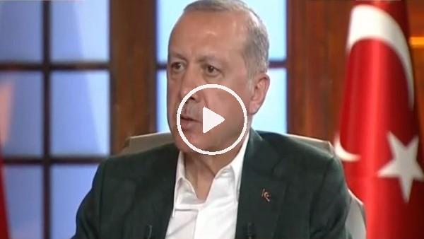 """Cumhurbaşkanı Erdoğan: """"Başakşehir benim takımım"""""""