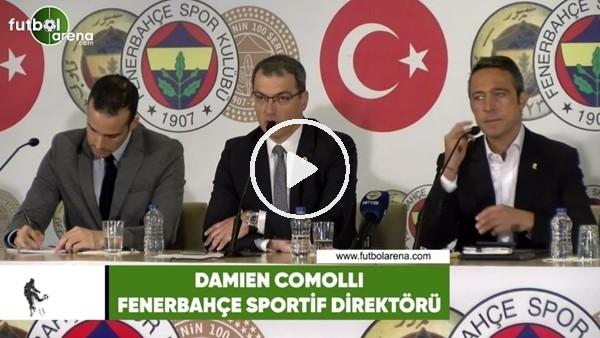 """Damien Comolli: """"Aykut Kocaman konusunda son karar yönetimin olacak"""""""