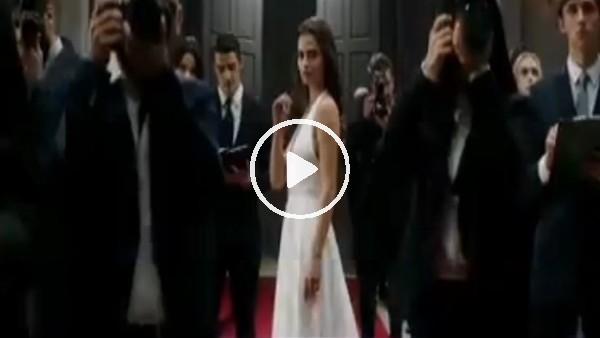 'Elif Aksu, Neymar ile reklam filminde oynadı