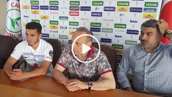 Çaykur Rizespor, Mustafa Saymak'ı kadrosuna kattı