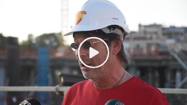 """Mehmet Sepil: """"Yeni stat Göztepe'nin miladı olacak"""""""