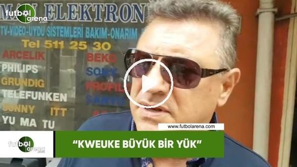 """Çaykur Rizesor Başkanvekili Hasan Kartal: """"Kweuke büyük bir yük"""""""