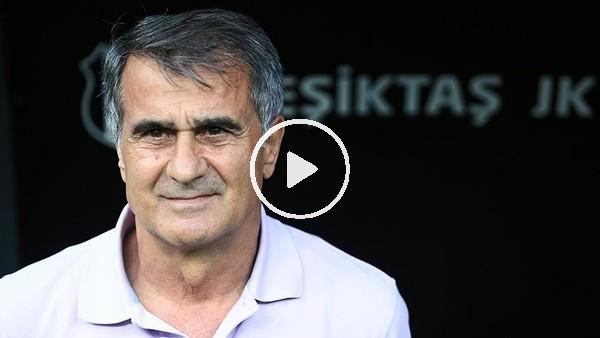 Beşiktaş'tan Şenol Güneş'e doğum günü kutlaması