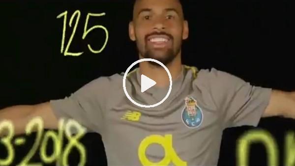 'Porto yeni sezon deplasman formasını tanıttı