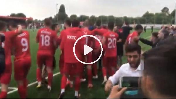 KKTC Milli Takımı CONIFA'da finale yükseldi!