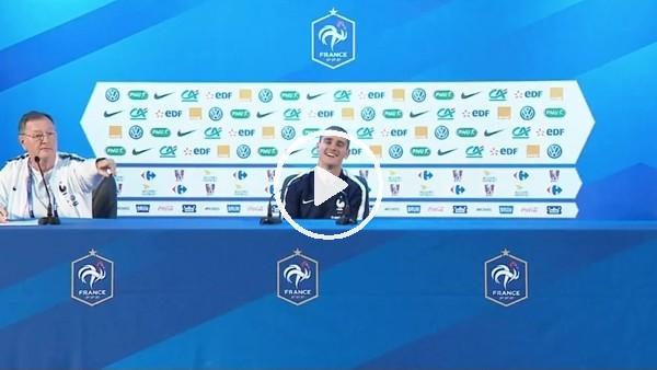 Antoine Griezmann'a karşı transfer sansürü
