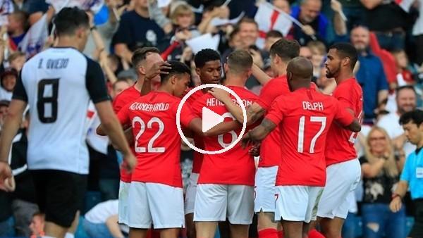 İngiltere 2-0 Kosta Rika (Maç özeti ve golleri)