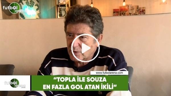 """Güvenç Kurtar: """"MehmetTopal ile Souza en fazla gol atan ikili"""""""