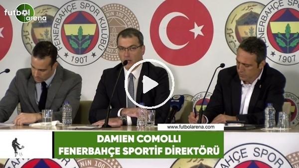 """Damien Comolli: """"Teknik adam konusunda en iyi tercihi yapacağız"""""""