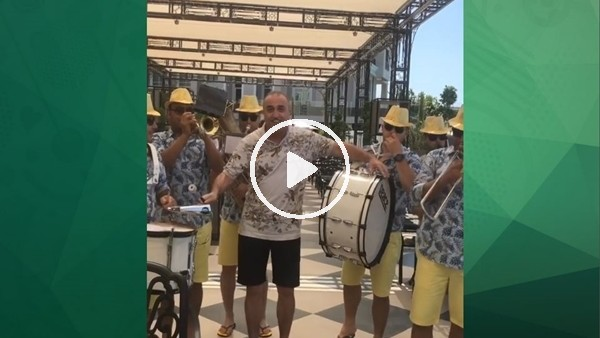 Orkestra Şefi Abdurrahim Albayrak!