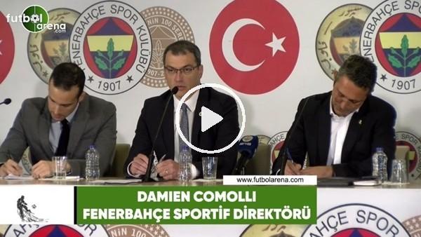Damien Comolli, Fenerbahçe'de şaşırdığı ilk şeyi açıkladı