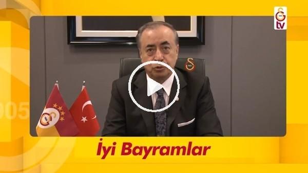 Galatasaray camiası, Ramazan Bayramı'nı kutladı