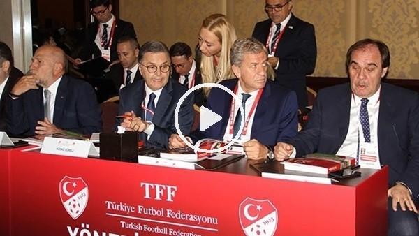 TFF Genel Kurul'da sadece Göztepe ve Kayserispor bayan delege bildirdi
