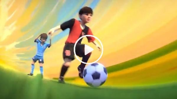 Lionel Messi'nin hayatını anlatan animasyon filmi yayınlandı!