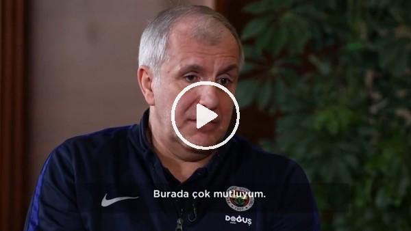 """Zeljko Obradovic: """"Burada çok mutluyum"""""""
