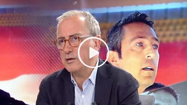 """Fatih Altaylı: """"Mehmet Ali Aydınlar, Fenerbahçe'ye kötülük yapmadı"""""""