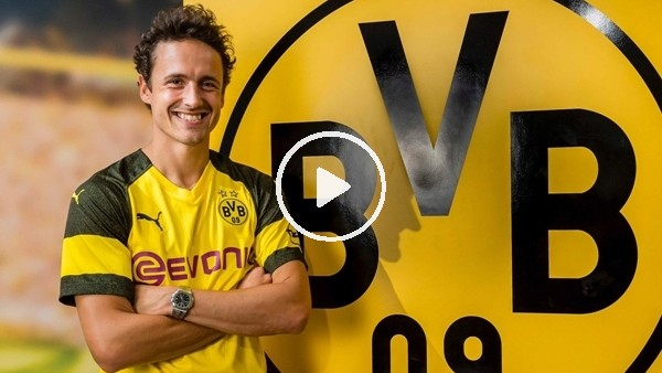 'Borussia Dortmund, Thomas Delaney'i transfer etti