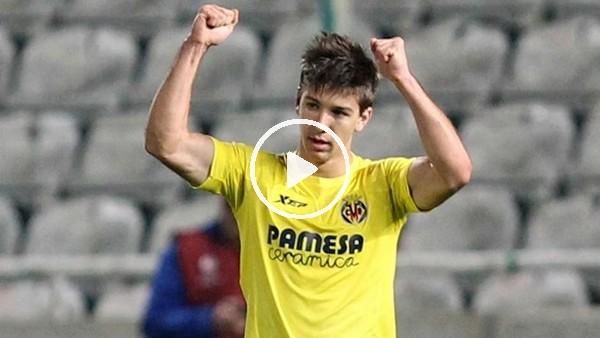 'Luciano Vietto'nun birbirinden güzel golleri