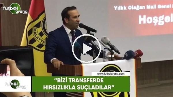 """Adil Gevrek: """"Bizi transferde hırsızlıkla suçladılar"""""""