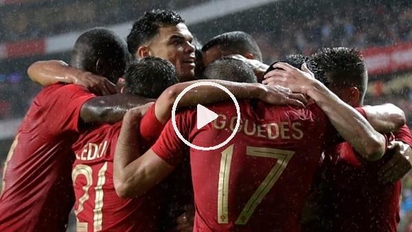 Portekiz 3-0 Cezayir (Maç özeti ve golleri)