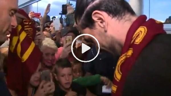 Roma, Javier Pastore'yi tranfer etti