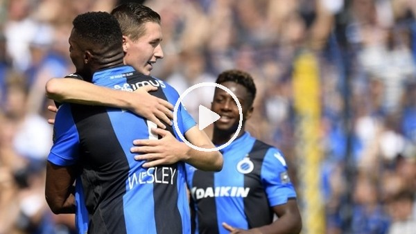 Wesley Moraes'in biribrinden güzel golleri