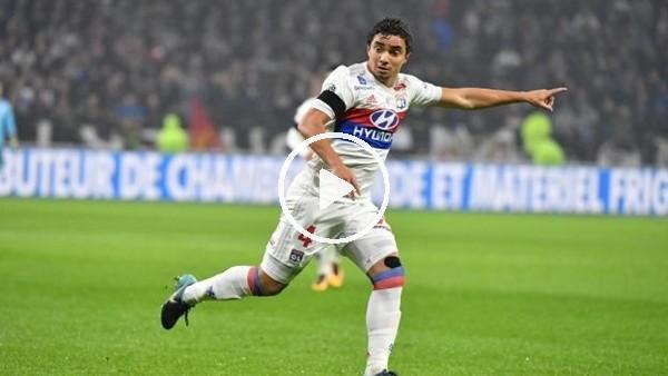 Beşiktaş'ın istediği Rafael da Silva'nın en güzel hareketleri