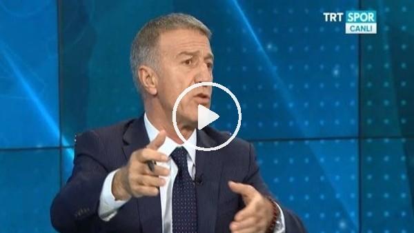 """Ahmet Ağaoğlu canlı yayında sinirlendi! """"Yazıklar olsun bana...."""""""