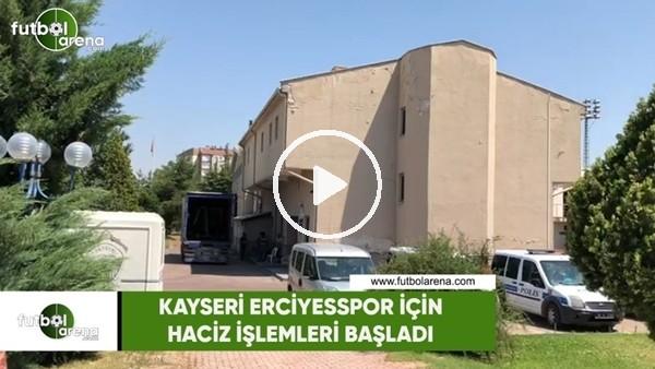 Kayseri Erciyesspor için haciz işlemleri başladı