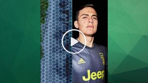 Juventus yeni sezon formalarını tanıttı