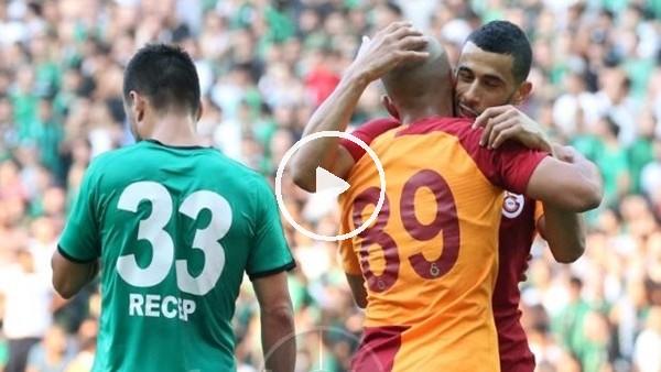 'Sakaryaspor 0-3 Galatasaray (Maç özeti ve golleri)