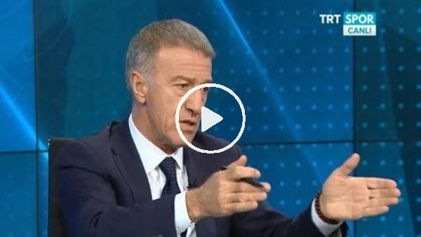 """Ahmet Ağaoğlu: """"Hiç kimsenin tahmin etmediği oyuncular alacağız"""""""