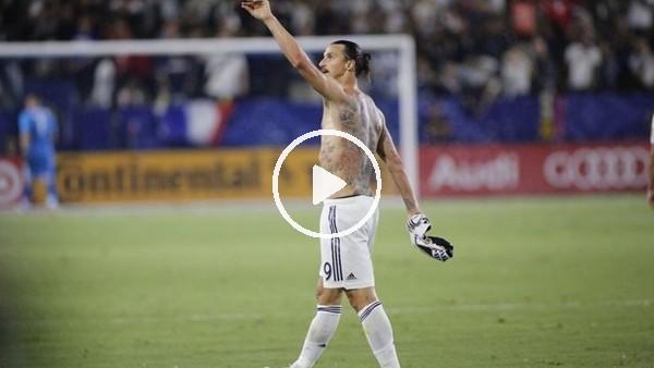 Zlatan Ibrahimovic, ABD'de ilk kez hat-trick yaptı