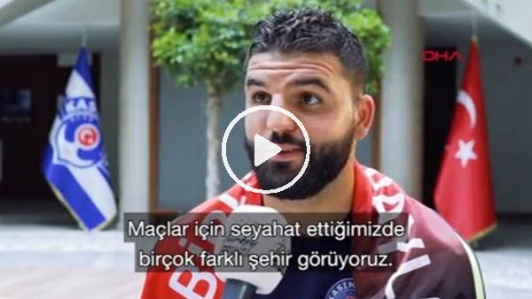Kasımpaşa'nın yıldızlarından Türkiye'ye EURO 2024 desteği