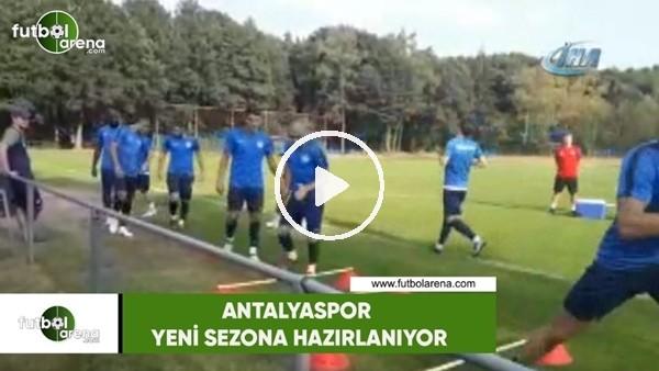 Antalyaspor, Hollanda kampında yeni sezona hazırlanıyor