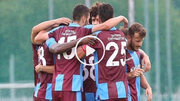 Triglav Kranj 0-2 Trabzonspor (Maç özeti ve golleri)